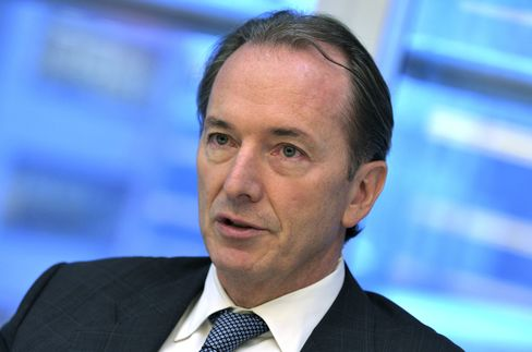 Morgan Stanley Chief Executive Officer James Gorman
