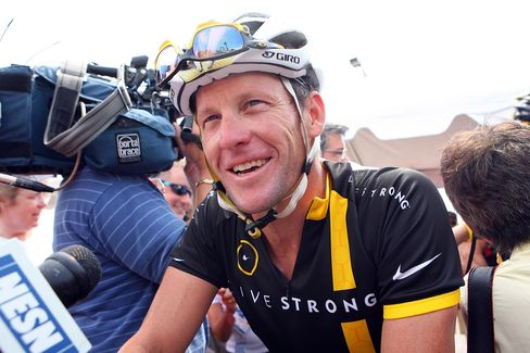 Lance Armstrong, FRS Accused in Lawsuit of False Advertising