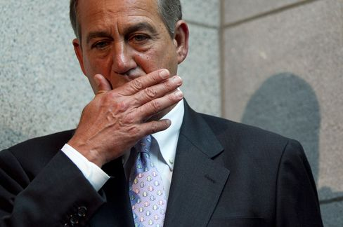Rebranding Republicans Face Initial Test In Fiscal Cliff Talks