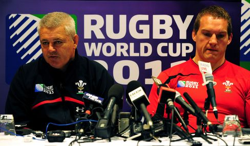 Wales Names Team for Third-Place Playoff at Rugby World Cup