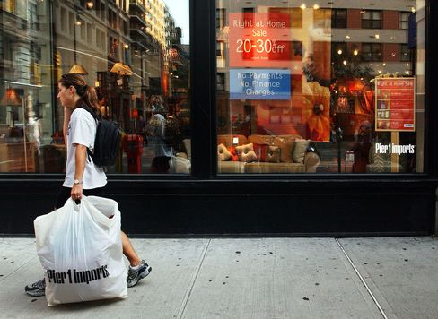 Autos Probably Led Consumer Spending Gain