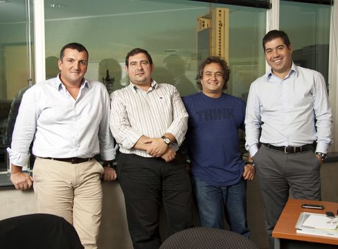 The Co-founders of Globant