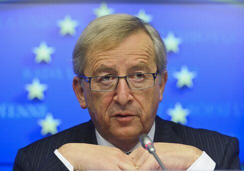 Luxembourg's Jean-Claude Juncker