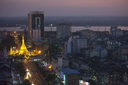 Myanmar Buoyed by $8.6 Billion Port as Sanctions Abate