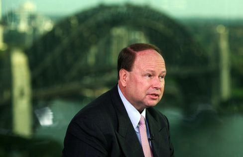 Don Voelte, CEO of Woodside Petroleum Ltd.