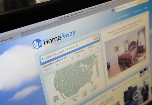 The HomeAway Website