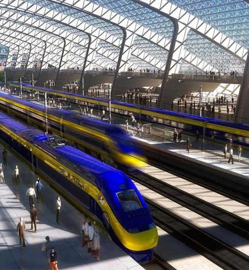 High-Speed Rail 'Life Support' Coming in Senate Amendment