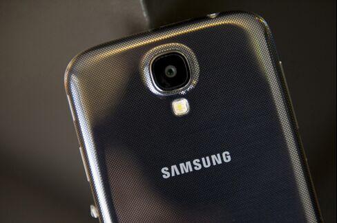 Samsung Electronics Co. Galaxy S4 Smartphone