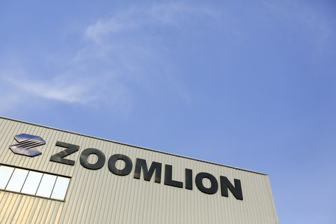 Zoomlion Says New Products Lift Sales as Letter Raises Doubt