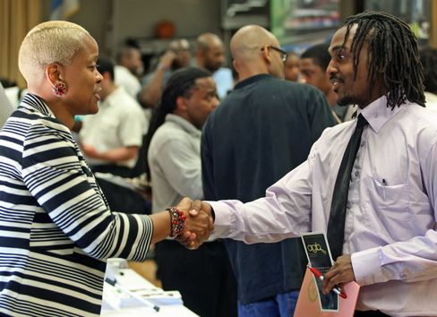 Companies in U.S. Added 200,000 Workers to Payrolls in July