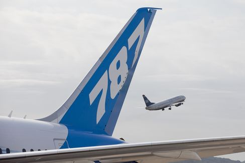 Boeing 787's Power Said Facing FAA Review on Japan Airlines Fire