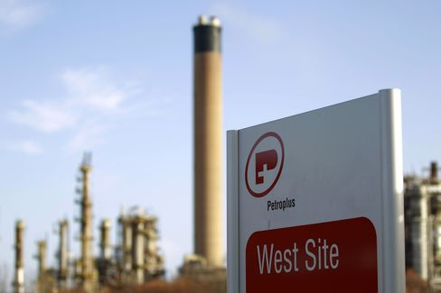Petroplus Prepares to File for Insolvency