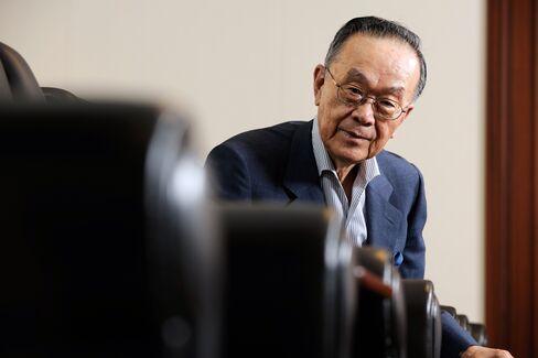 Mori Trust Co. CEO Akira Mori