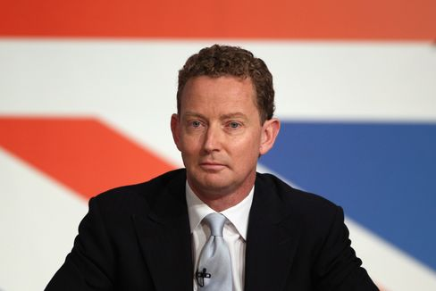 U.K. Climate Change Minister Greg Barker