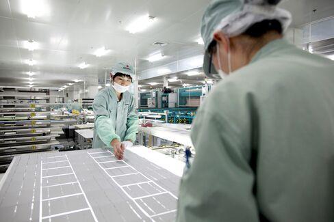 China's Stocks Drop on Growth Concern