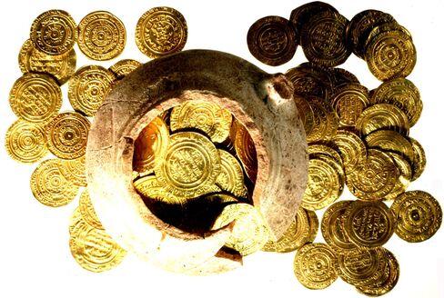 Gold Dinar Coins