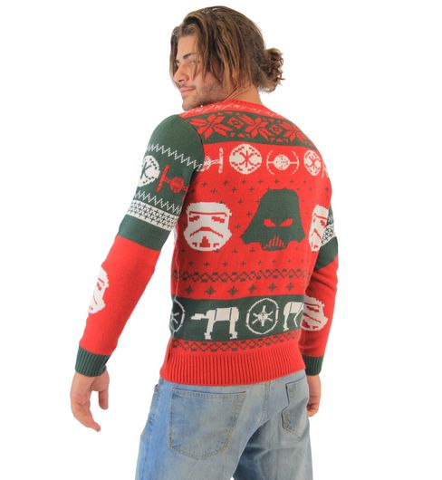 Drake in the Morning | Are These Star Wars Sweaters Ugly Enough ...