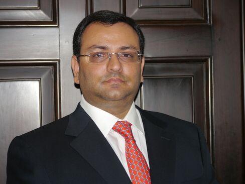Tata Sons Deputy Chairman Cyrus P. Mistry