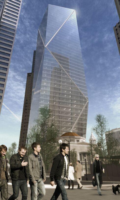 Seattle's $400 Million Skyscraper to Include Luxury SLS Hotel