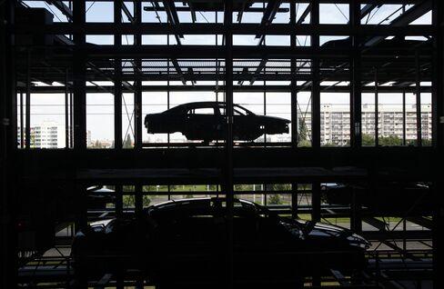 VW Phaeton Comeback