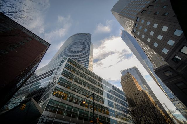 Perfect conditions for a financial-industry leech. Photographer: Ron Antonelli/Bloomberg