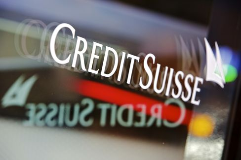 Credit Suisse Plans to Dismiss 126 Workers at New York Site
