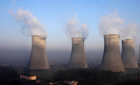 Asian Water Scarcity Risked as Coal-Fired Power Embraced