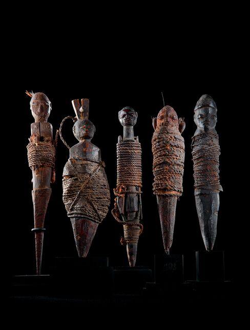 Voodoo Sculpture