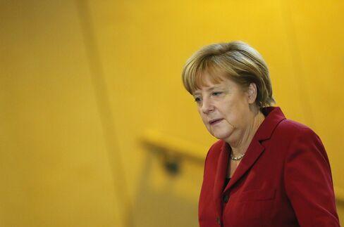 Chancellor Angela Merkel