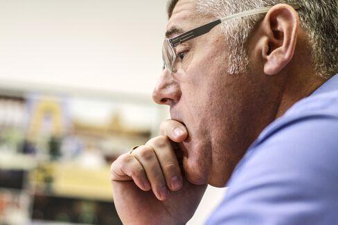 Deceased Tata Motors Managing Director Karl Slym
