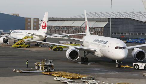 Japan Sets Up Team to Probe Dreamliner Fuel Leak as FAA Reviews