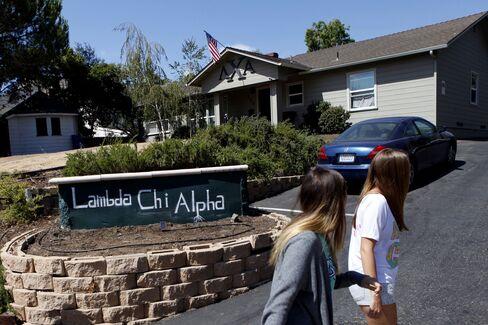 Lambda Chi Alpha Fraternity House
