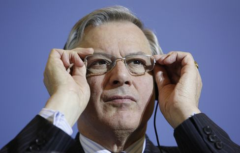 ECB Governing Council Member Christian Noyer