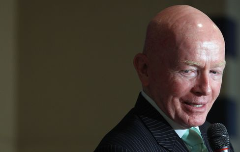 Templeton Emerging Markets Group Executive Chairman Mark Mobius