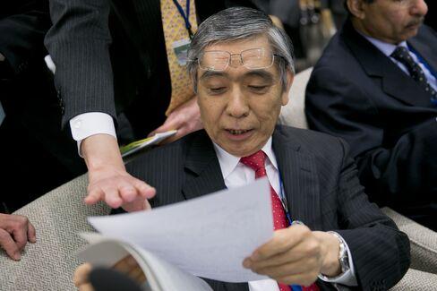 G-20 Gives Japan Stimulus Green Light as Yen Extends Fall