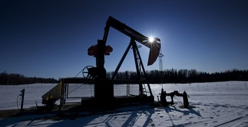 Canada Is Big Oil Loser by Buying High, Selling Low