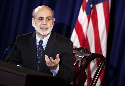 U.S. Federal Reserve Chairman Ben S. Bernanke