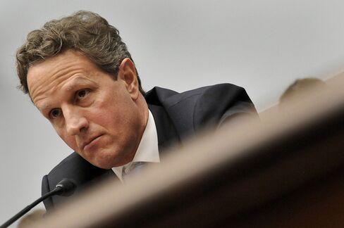 U.S. Treasury Secretary Geithner