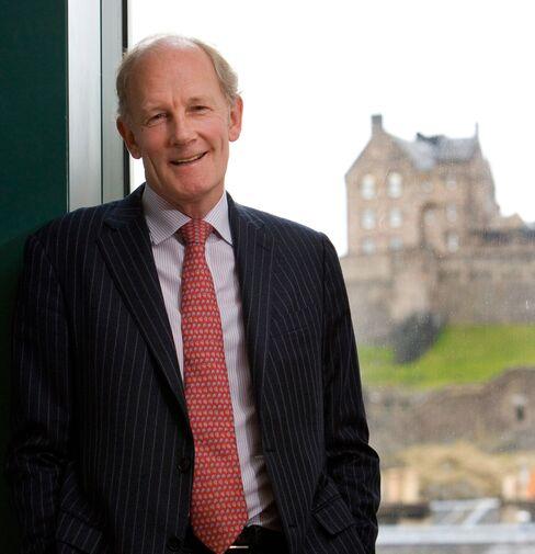 Cairn CEO Bill Gammell