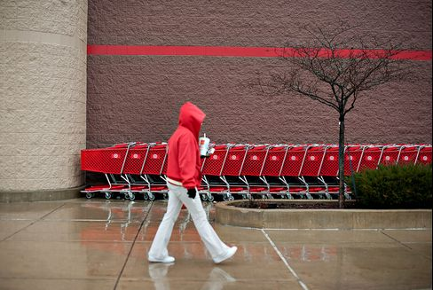Target First-Quarter Profit Falls 29% as Weather Damps Sales