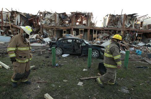 Record Junk Sale Funds Fertilizer After Texas Blast