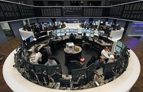 European Stocks Rise as Volvo, EasyJet Jump on Financial Reports