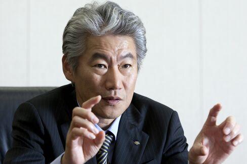 Nomura Holdings Inc. CEO Koji Nagai