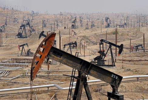 American Oil Growing Most Since First Well Signals Independence