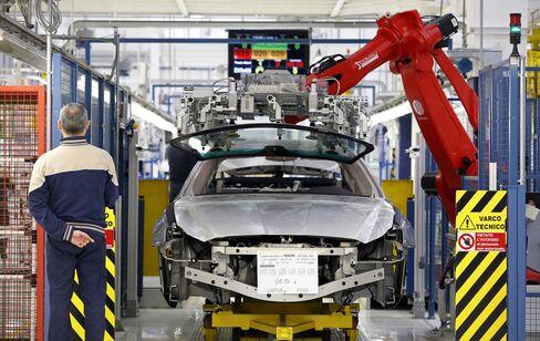 Half of Europe's Jobs Threatened by Machines