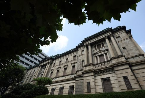 The Bank of Japan Headquarters