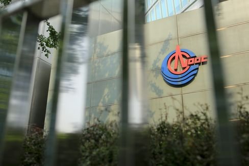 Cnooc Considers $5 Billion of Bonds in Record-Matching Offering