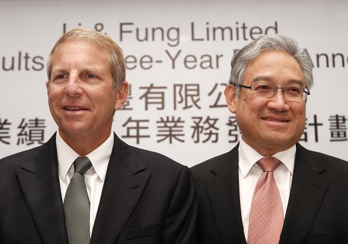 Bruce Rockowitz and William Fung
