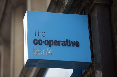 Co-Operative Bank Says It May Fail If Bond-Swap Rejected