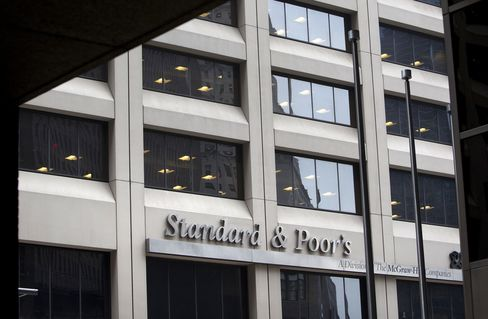 The claims are tied to whether Standard & Poor